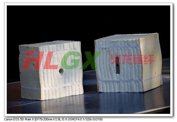 井式电阻炉保温隔热用陶瓷纤维模块效果佳