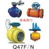 Q647气动固定球阀,气动球阀,气动不锈钢球阀