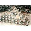 低铬合金铸球、多元合金铸球