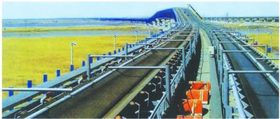 生产供应各种输送带/钢丝绳芯/阻燃/聚脂/耐热型