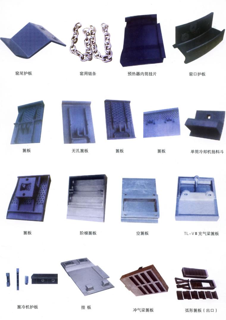 耐热、耐磨、耐腐蚀等特种合金钢铸制造