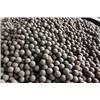 供应各种规格轧制耐磨钢球及铸造钢球