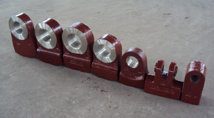 高锰钢及超高锰钢锤头来图加工
