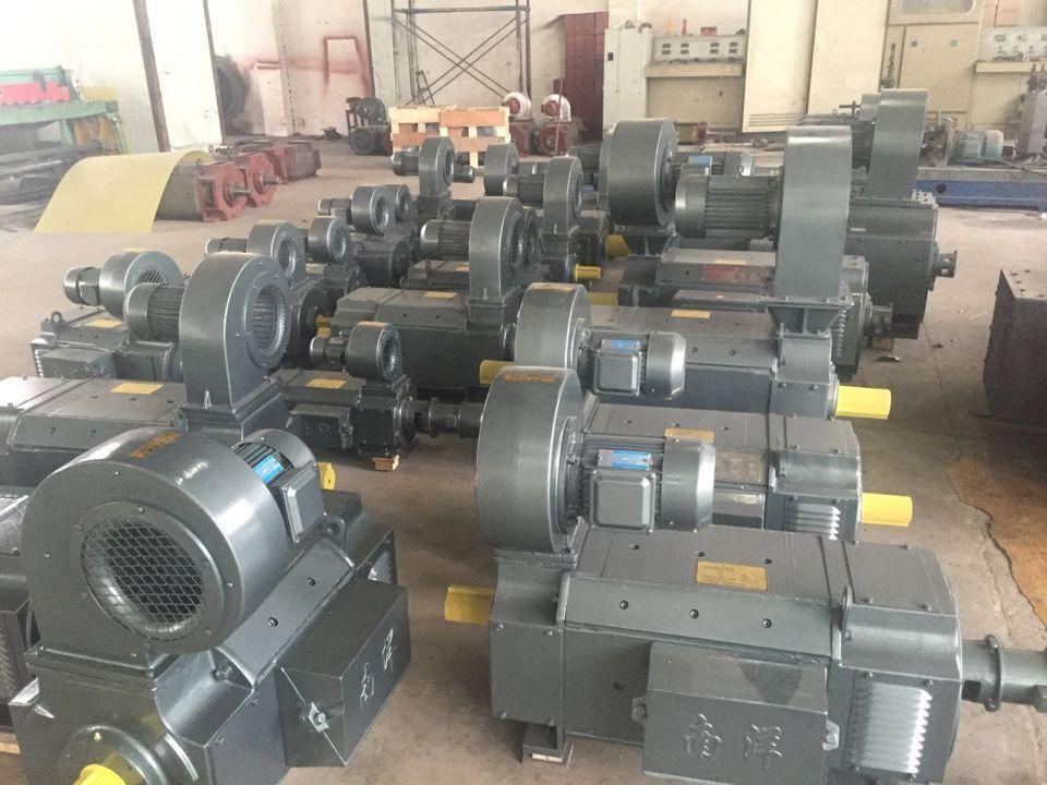ZSN4-280-091B  160 KW水泥窑主电机,上海南洋水泥回转窑电机