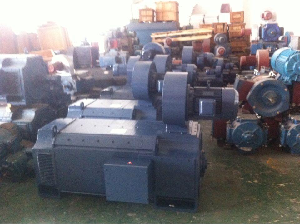 ZSN4-250-11B  55KW 水泥窑主电机  水泥回转窑主机