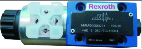 Rexroth(力士乐)WE6电磁换向阀