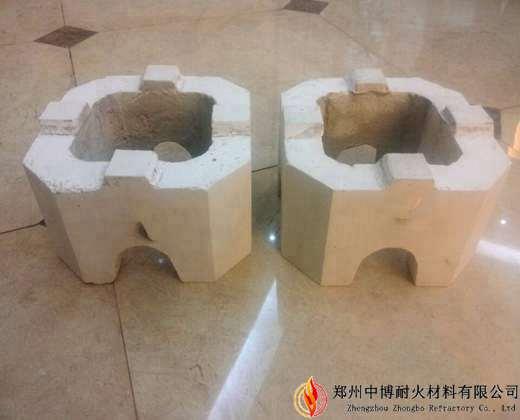 电熔锆刚玉砖 玻璃窑炉用熔铸AZS