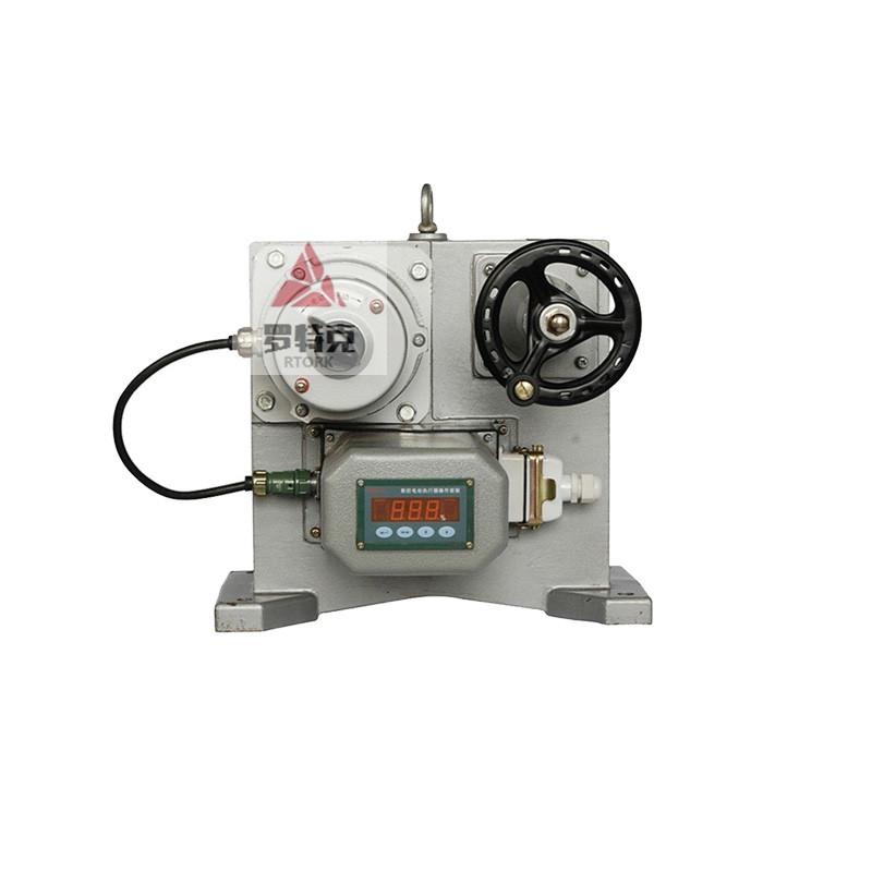 DKJ-7100D电子式角行程电动执行器