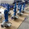 电动闸板阀电动刀闸阀板阀平板闸阀电动调节阀DN150~DN800可定制