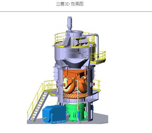 供应立式煤磨机