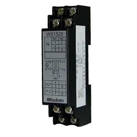 供应单通道)WS1528 全隔离频率信号变换端子