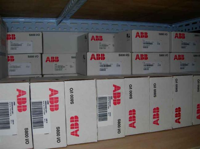 供应abb ac800f控制系统各种模件卡件